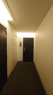 内廊下なので虫の襲撃が無さそうです!