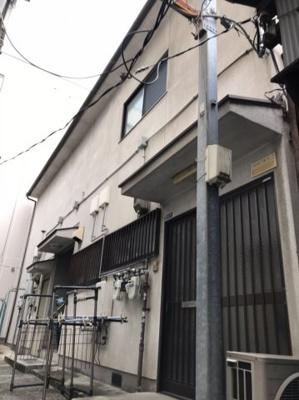 【外観】西村コーポB棟