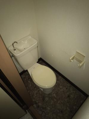 【トイレ】西村コーポB棟