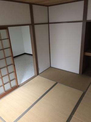 【和室】西村コーポB棟