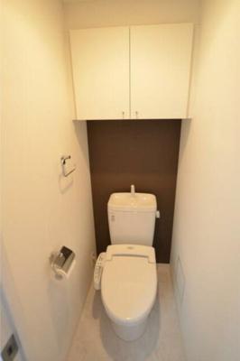 清潔感のあるトイレです※別仕様の為参照になります