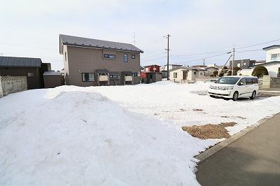 【外観】釧路市益浦2丁目 売土地