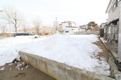 釧路市益浦2丁目 売土地