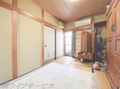 2階西側和室