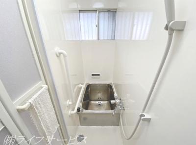 浴室/窓有