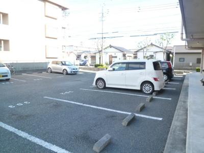 【駐車場】サンシティ第一マンション