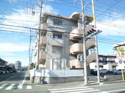 【外観】サンシティ第一マンション