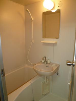 【浴室】サンシティ第一マンション