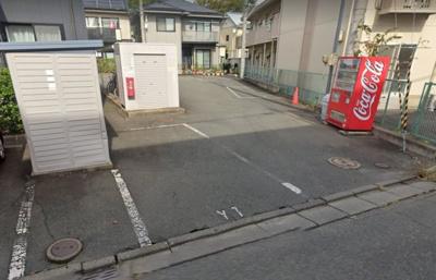 【駐車場】ディアス八桜A