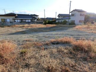 【土地図】高崎市新保町 売地