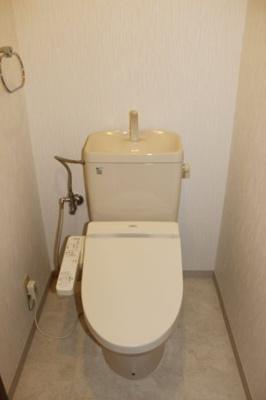 【トイレ】グリーンハイム土屋