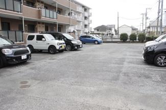 【駐車場】グリーンハイム土屋