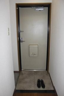【玄関】グリーンハイム土屋