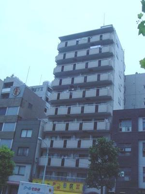 【外観】ニューハイツ蔵前