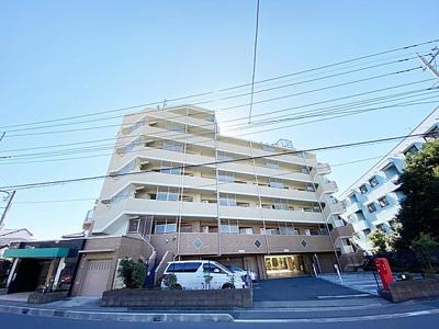JR京浜東北線・根岸線「西川口」駅徒歩約9分の立地。