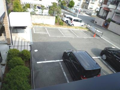 【駐車場】ラパス高倉台II番館