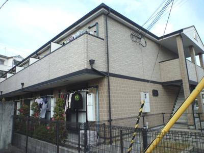 【外観】ラパス高倉台II番館