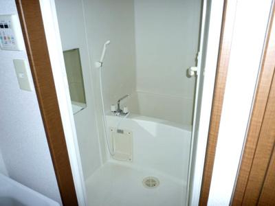 【浴室】ラパス高倉台II番館