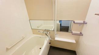 【浴室】◆住環境良好◆リフォーム済み美麗♪逆瀬川パークマンション◆