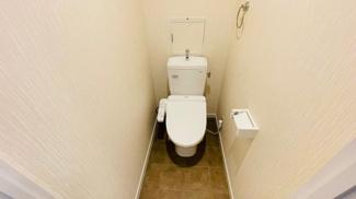 【トイレ】◆住環境良好◆リフォーム済み美麗♪逆瀬川パークマンション◆