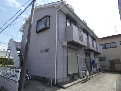 【外観】コーポ西村