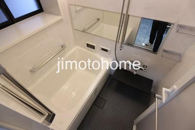 【浴室】リーガル靭本町