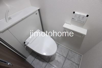 【トイレ】リーガル靭本町
