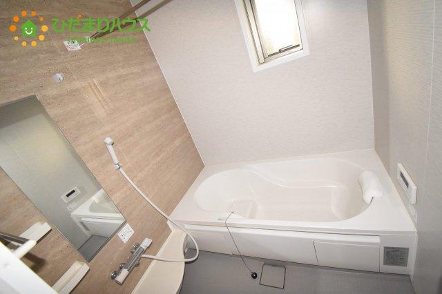 【浴室】行田市深水町 中古一戸建て