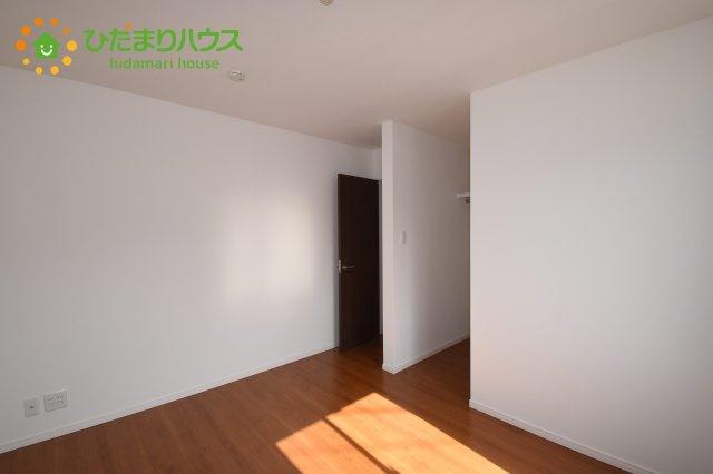 1階の2部屋の洋室はWIC完備です☆彡