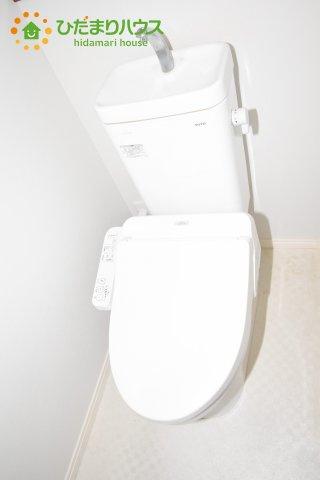 【トイレ】行田市深水町 中古一戸建て