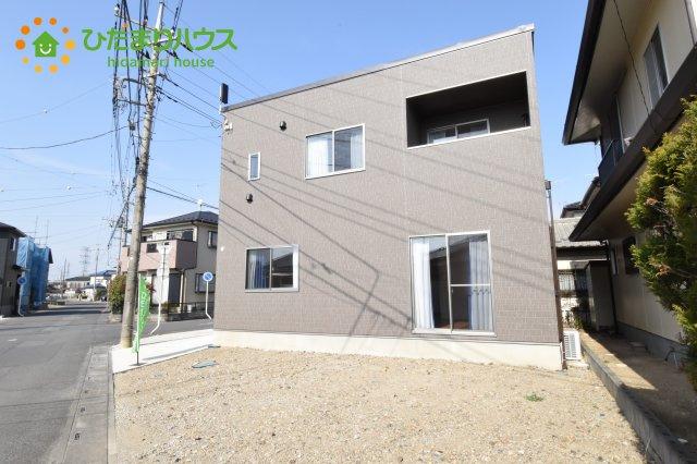 【庭】行田市深水町 中古一戸建て