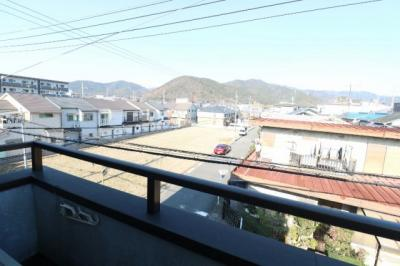 【展望】シャルマンフジ京都東壱番館