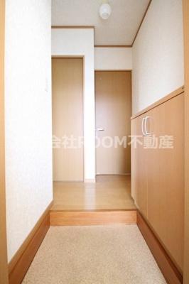 【玄関】グリーンコーポ植木Ⅱ