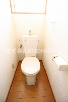 【トイレ】グリーンコーポ植木Ⅱ