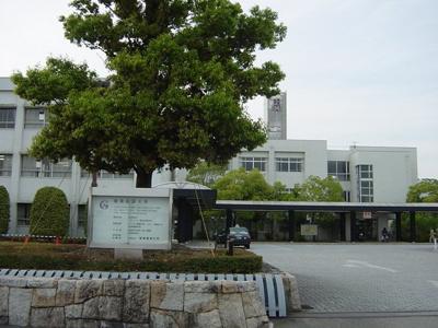 私立岐阜経済大学まで1,856m