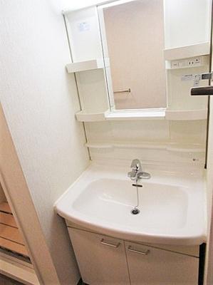 【独立洗面台】コーポレート中央林間2号棟