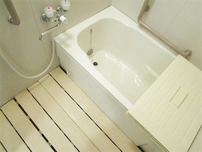 【浴室】コーポレート中央林間2号棟