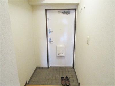 【玄関】コーポレート中央林間2号棟