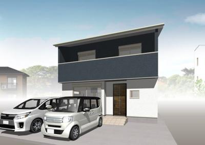 建築プラン例価格2,030万円