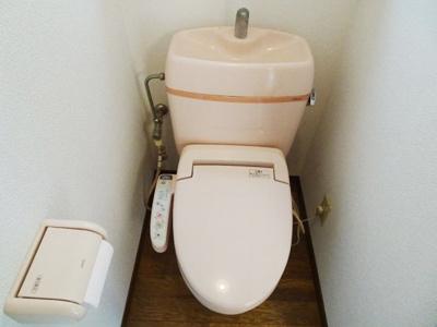 【トイレ】コーポゆう