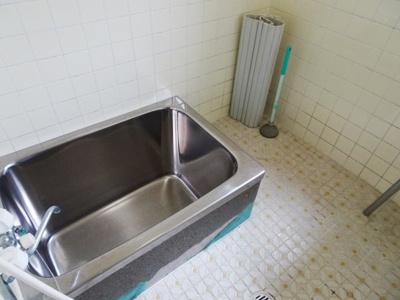 【浴室】コーポゆう