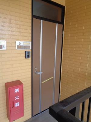 【玄関】サンフラワー