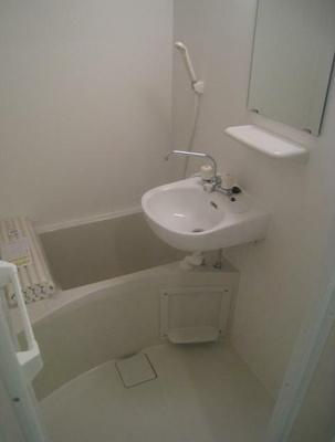 【浴室】サンシャイン南馬込