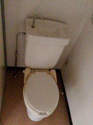【トイレ】小塚山テラスハウス