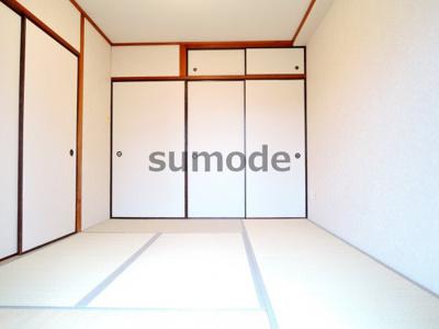 【寝室】千草ハイツ