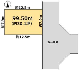 【区画図】富士見ヶ丘4丁目19番
