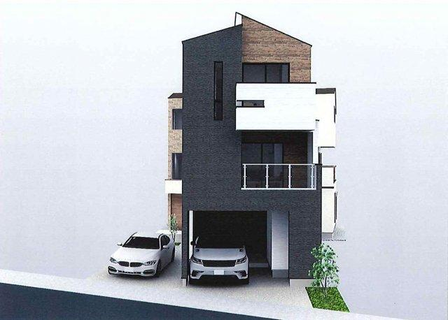 建物プラン例 建物128.24㎡、3,080万円 総額9,980万円