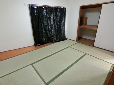 【寝室】グランドライズリブ