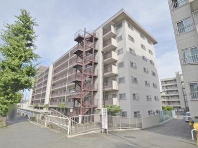 【外観】西高島平スカイハイツ