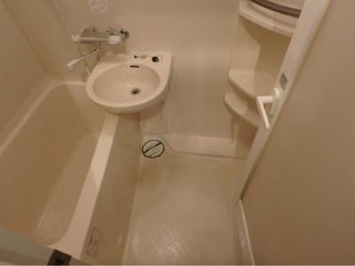 【浴室】ルーブル高円寺弐番館